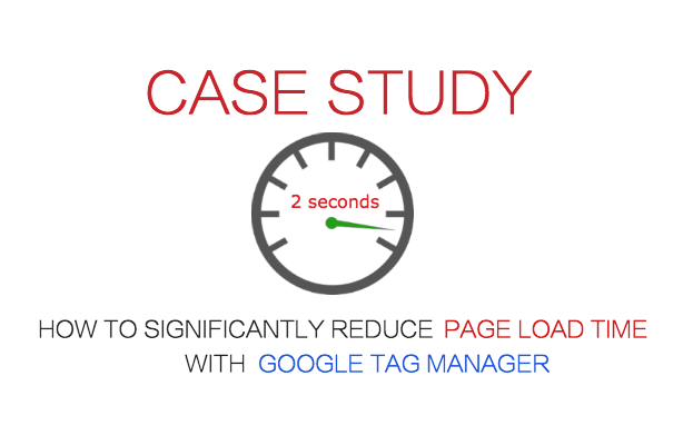 CASE STUDY: The easiest CRO you can do is via Google Tag Manager